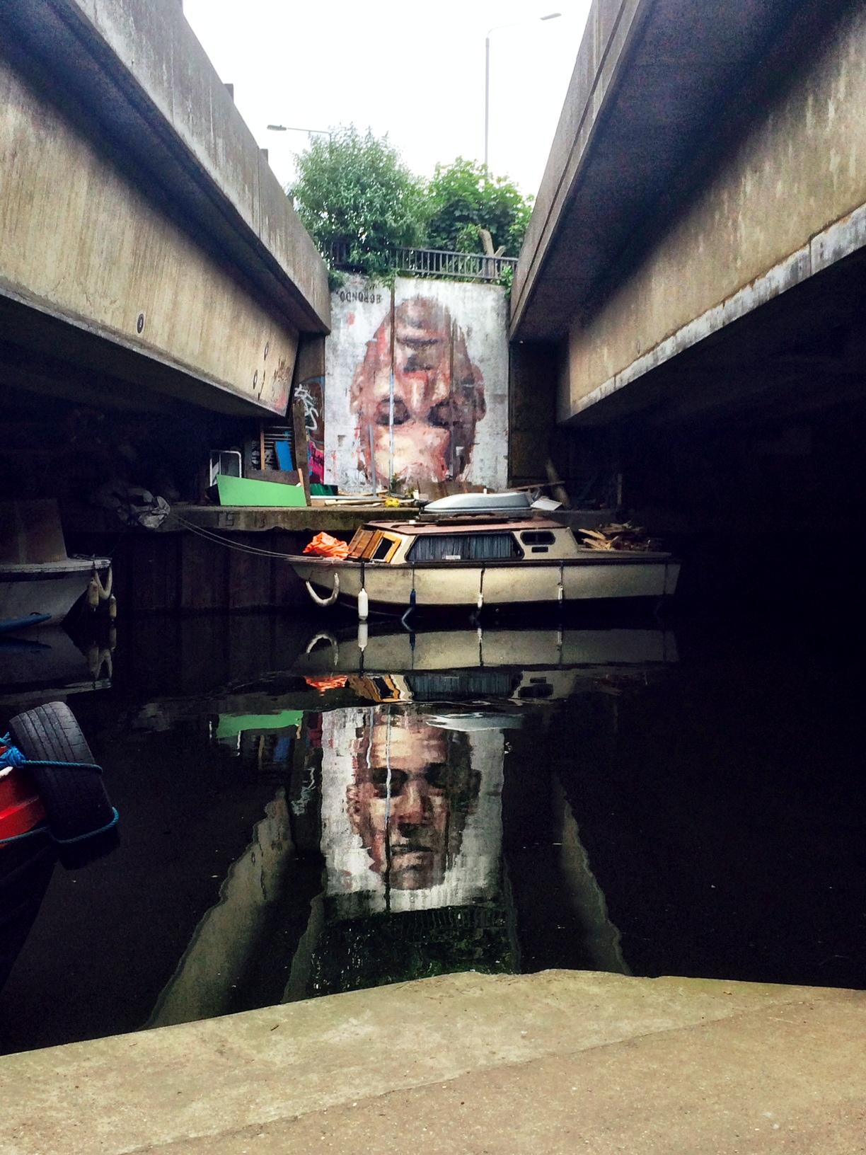 borondo hertford union canal