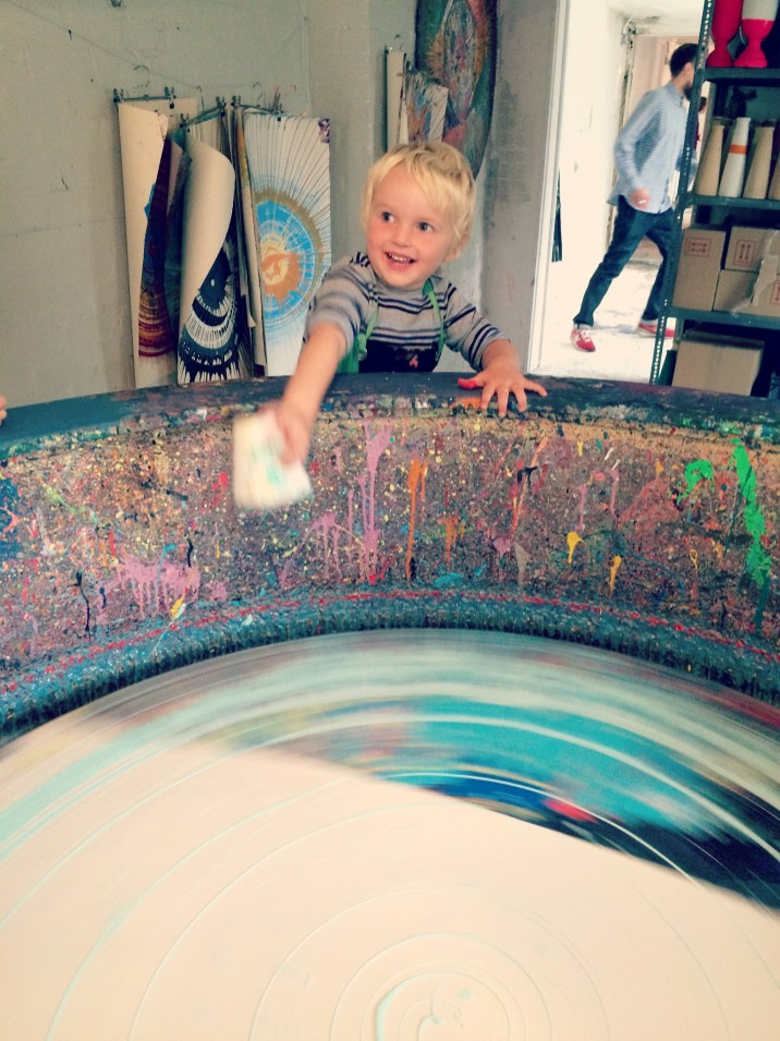colour wheel 7