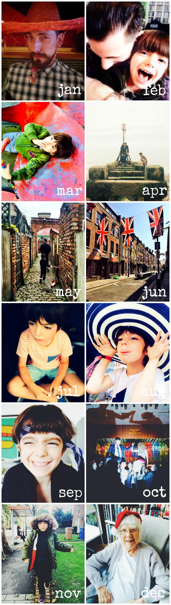 12 months 2014