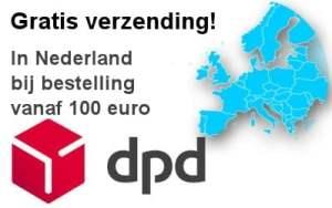 DPD gratis verzenden NL