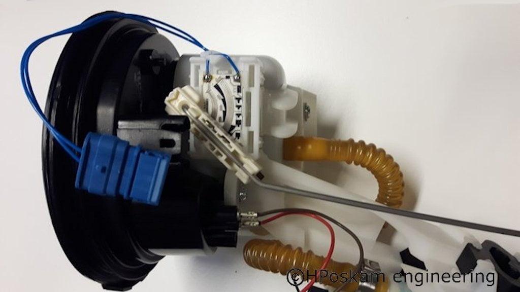 BMW R1200GSA brandstofpomp met vlotter