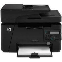 HP LaserJet Pro MFP M128 Printer