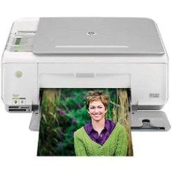 HP Photosmart C3100 Printer