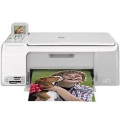 HP Photosmart C4180 Printer