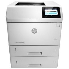 HP LaserJet M605x Printer