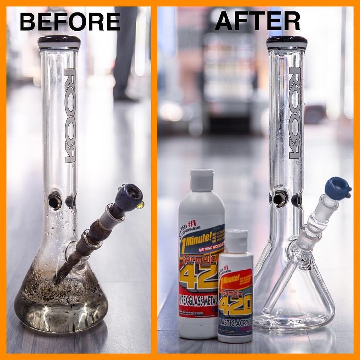 How to clean your pipe or bong in 3 easy steps - The Honey