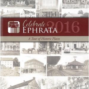 Ephrata Walking Tour Booklet