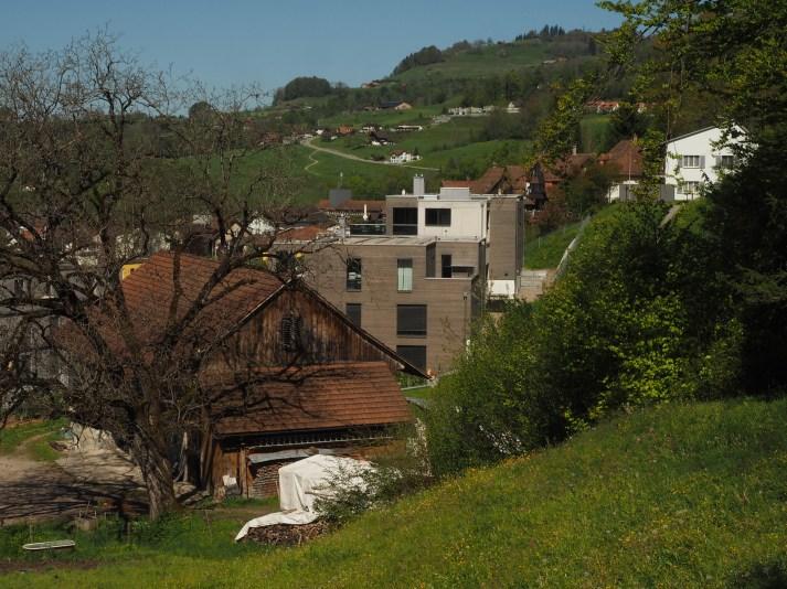 Richtung Blattenbach