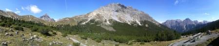 Val Minger im Nationalpark Richtung Sur il Foss