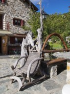 Empfehlenswerte Herberge Ristorante Alpe Campo