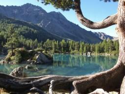 Lago di Saoseo - frühmorgens ohne Touristen