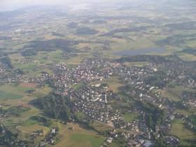 Hombrechtikon mit Lützel- und Greifensee