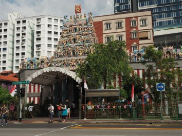 Hindu Tempel in Little India I