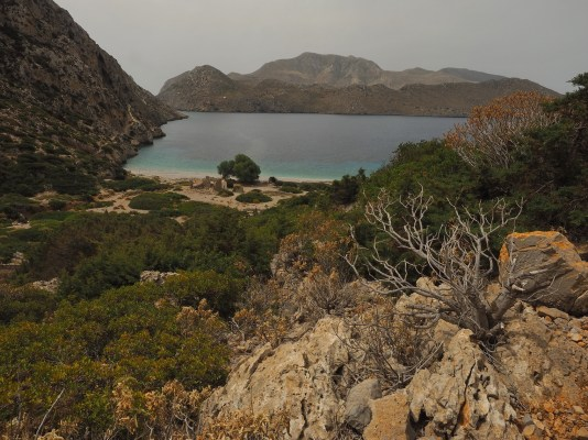 Saria: Giaplo Bay - Saria Channel