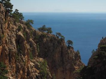 Ostküste: Spoa - Pigadia