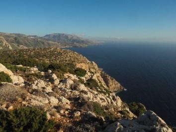 Ostküste: Blick Richtung Arkasa