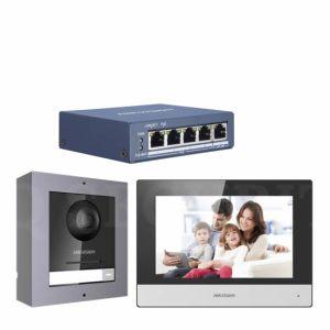 Intercom 8003 + 6320 + switch