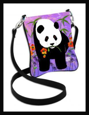 Image of MING BOUQUET sling shoulder bag