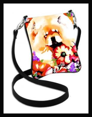 Image of POPPY PRINCESS sling shoulder bag