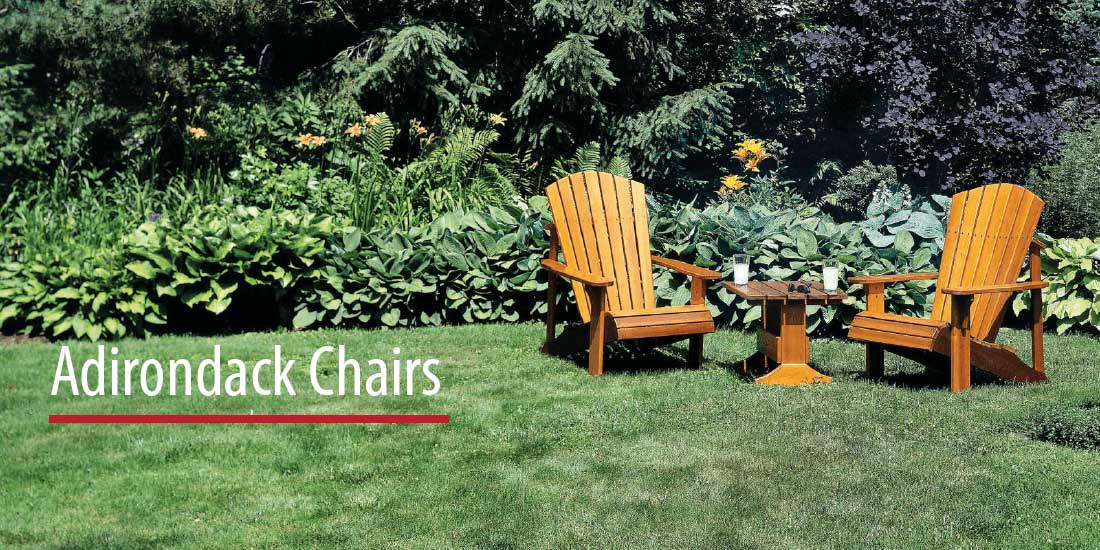 Best Wood For Adirondack Chairs - Quality First