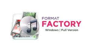 Format Factory 5.8.1 Crack + Activation Key Free Download