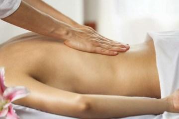медицинский массаж,