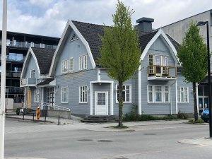Stasjonsgata 53 Hokksund