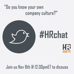 #HRChat Recap: Do You Know Your Company Culture?