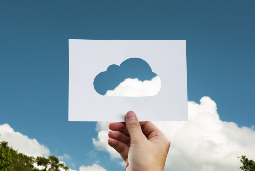 how is cloud replacing shared services in HR?