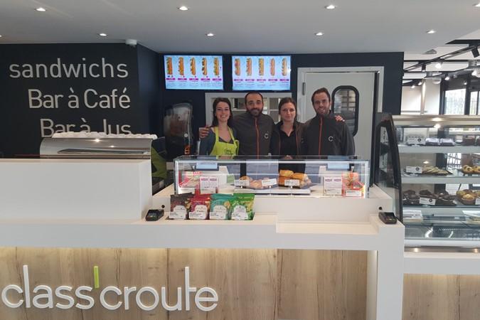 Class'Croute étoffe ses réseaux de points de vente et ses services en ligne