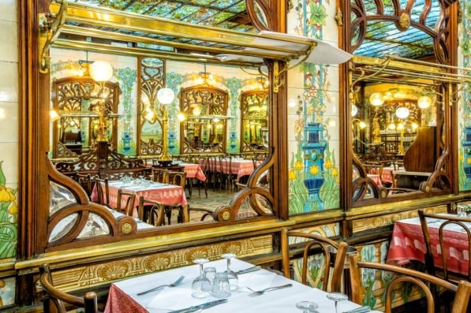 Joulie recrée l'esprit et la lettre du Bouillon Chartier Montparnasse