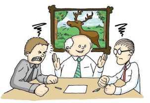 Выход из конфликтной ситуации