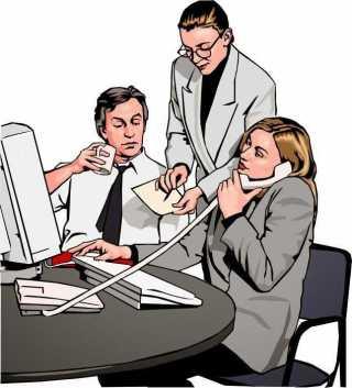 Административный персонал компании