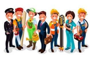 Подбор персонала по профессиям