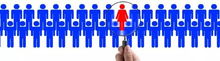 Rekruttering af kvinder