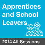 Apprentices and School Leavers Conference 2014