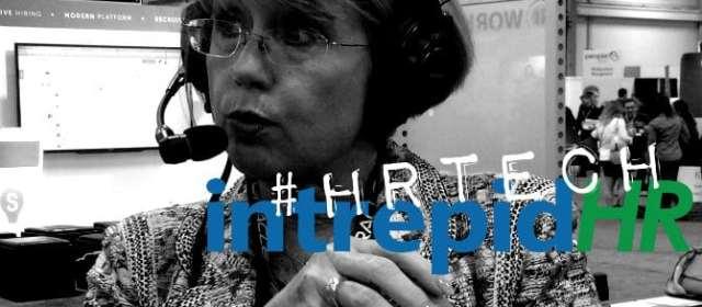 China Gorman, LIVE from #HRTechConf