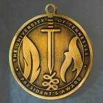 President's Awards medallion