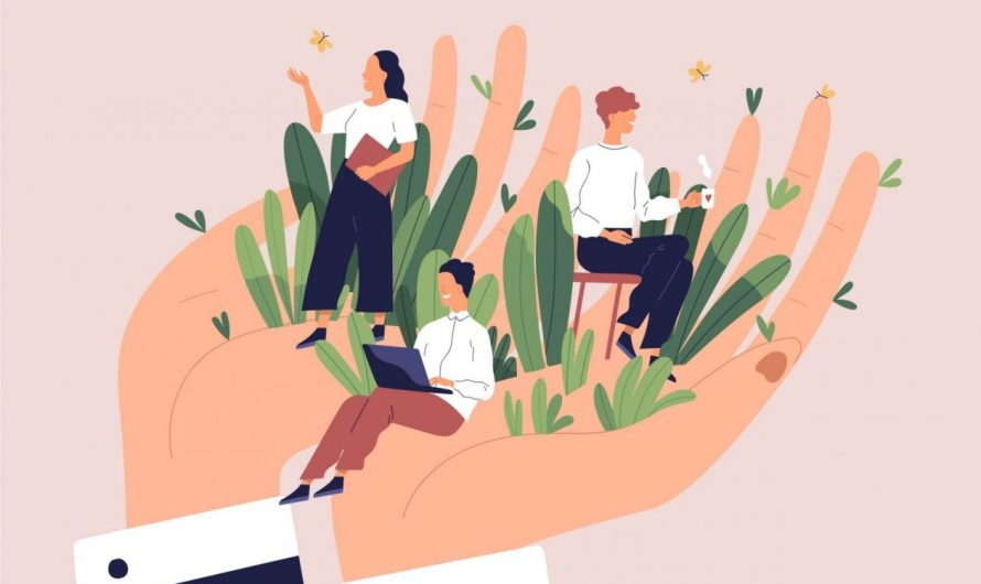 Wellbeing at the workplace