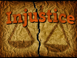 Injustice to Christian Counselling