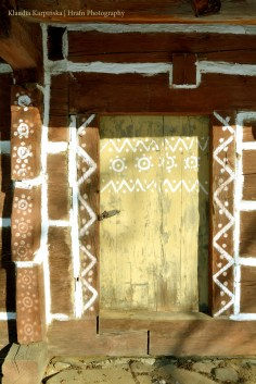 Old Painted Doors