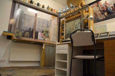 Warsaw studio