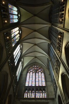 In Cologne Cathedral III