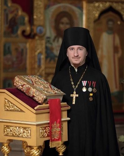 Настоятель: Иеромонах Лазарь (Беломоин)