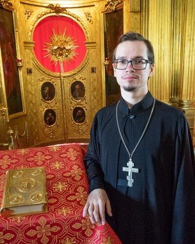 Священник Алексий Ильин