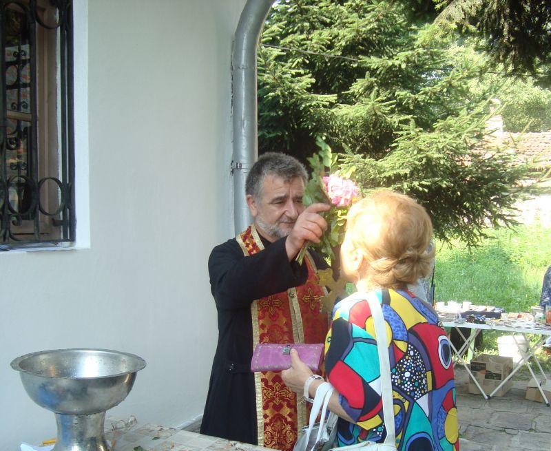 свещ. Атанас Аргилашки (2003-2011г.)