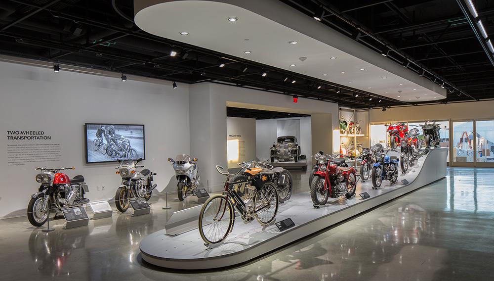 The Petersen Automotive Museum House Amp Robertson