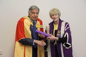 Ratan tata Honorary Degree