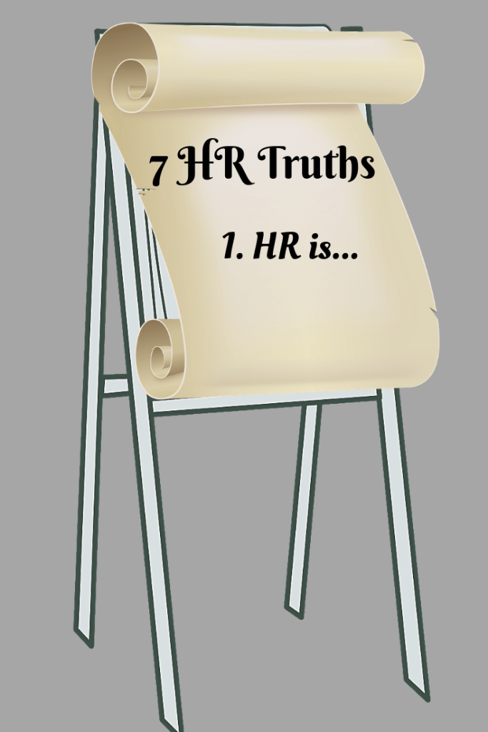 HR is...