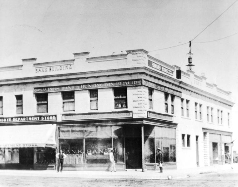 Downtown Bank 1910